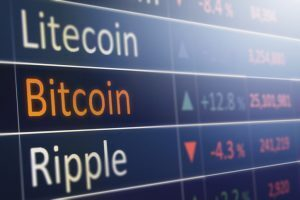 stock charts with bitcoin litecoin and ripple