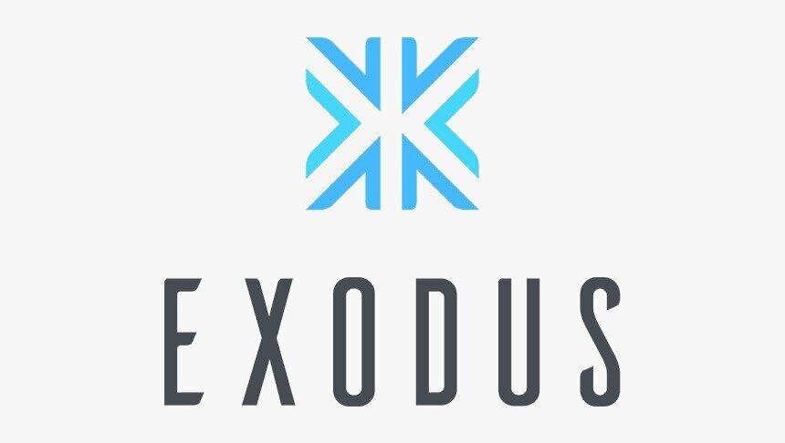 Exodus digital wallet