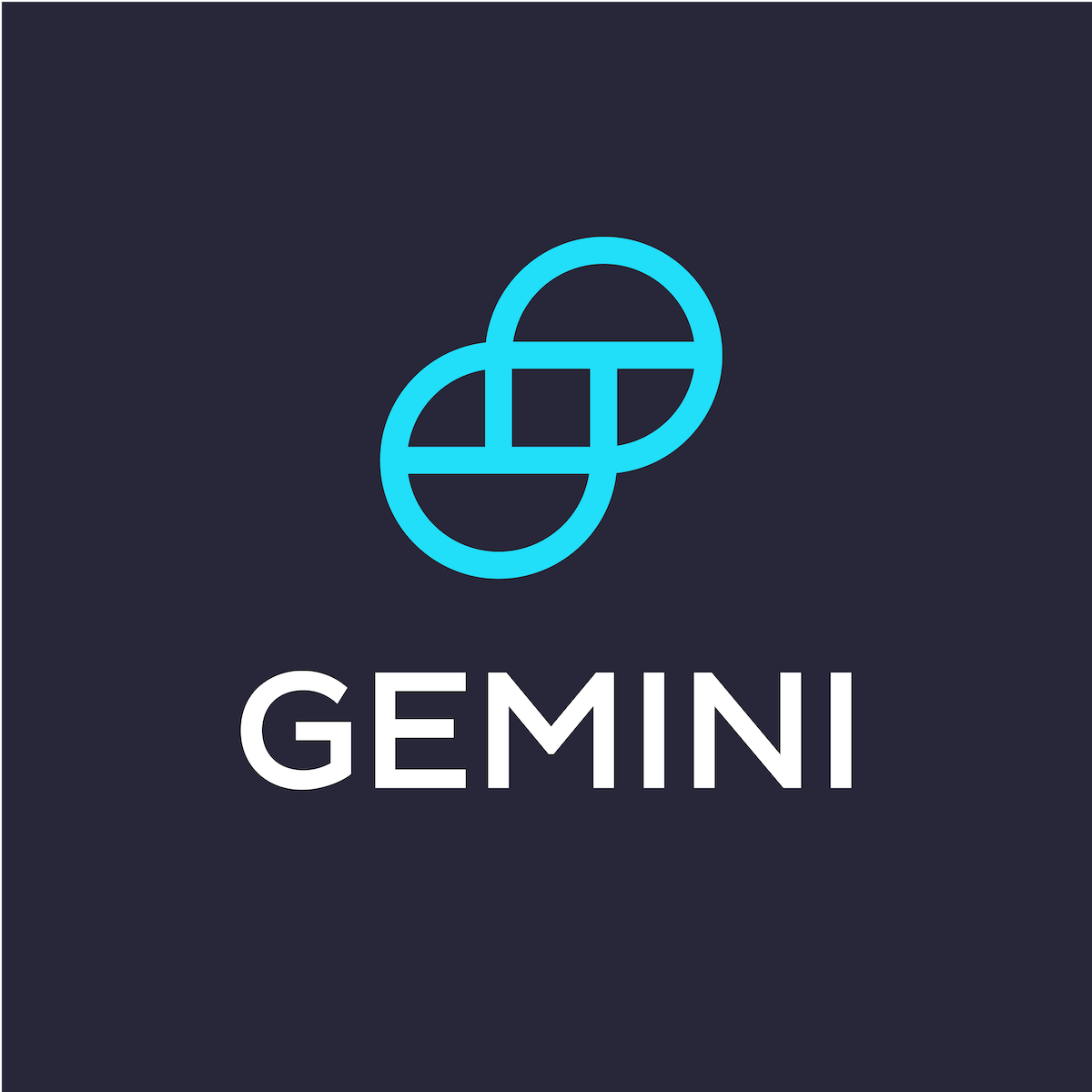 Gemini Cryptocurrency Logo