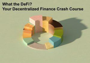 Decentralized Finance DeFi Chart
