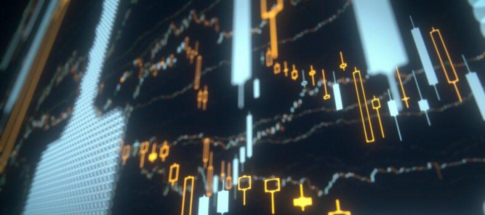 Candlestick Stock Market Graph