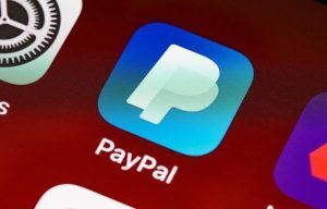 PayPal Icon on iphone